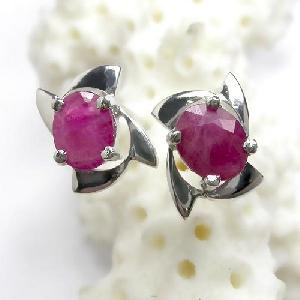 sterling silver ruby earring tourmaline bracelet fashion jewelry garnet ring