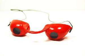 solarium goggles