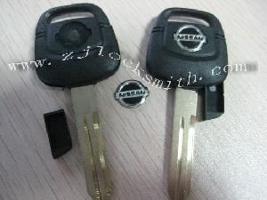 nissan key blank
