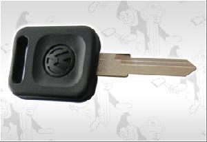 vw hu49t6 transponder key