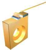 635nm 150mw laser diodes c mount