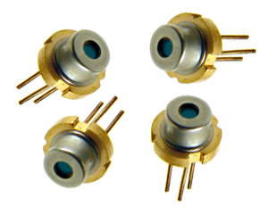 650nm laser diodes