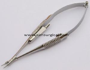 castroviejo needle holder