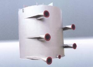deinking paper machine stock preparation refiner screen pulper pulp conveyor rewinder