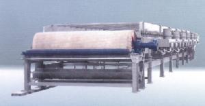 pulp waher paper machinery stock preparation pulper line cutter pressure screen