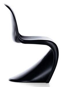 fiberglass reproducted panton chair