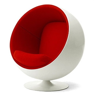 modern ball chair