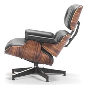modern eames lounge chair