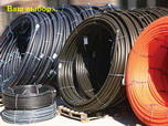 pe tubes water systems gas pipelines