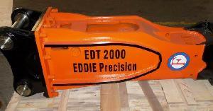 construction equipment excavator hydraulic breaker