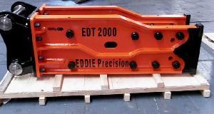 hydraulic rock breaker earthmoving equipment construction