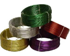 floral coil wire