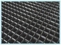 reinforced welded mesh panel