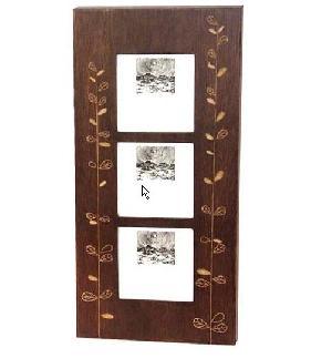 carved wood photo frame f023 flz mbr