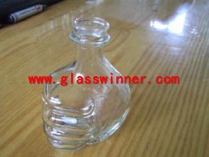 hand shape glass