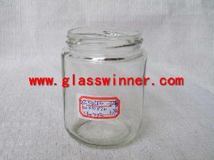 masker glass bottle