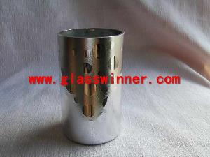 metallic glass cup 2