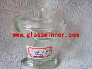oil glass lamp