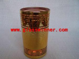 outer plated glass