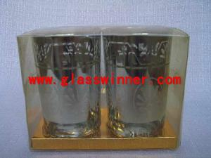 outer slivering glass