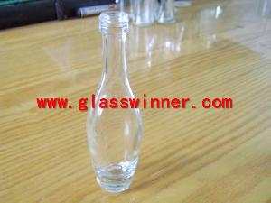 perfume glass container