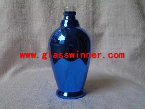 plating glass bottle 1
