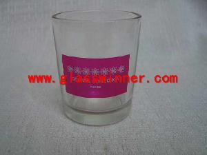 print glass cup