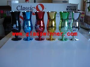 plating golbet glass