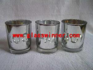 silver glass cup 1