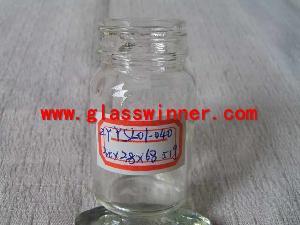 Skin Care Glass Bottle
