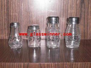 spice glass jar