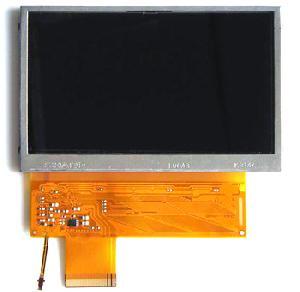 psp lcd psp1000 display