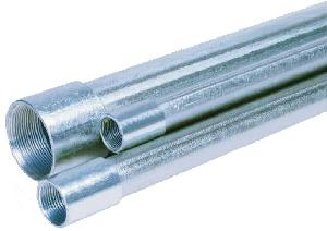 gi conduit bs4568 steel galvanized pipe