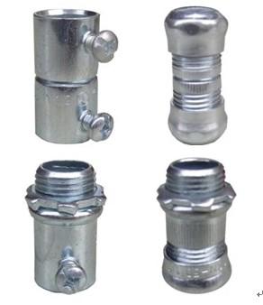 steel emt connector coupling