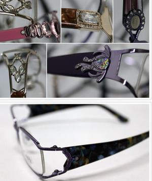 fashion optical eyewear frame