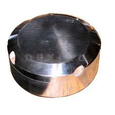 magnetic pole head
