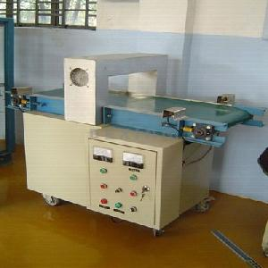 transmission demagnetization machine