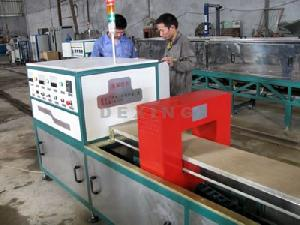 trolley demagnetization machine