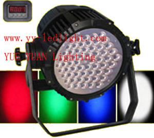 outdoor led par light 64 60x3w rgbw