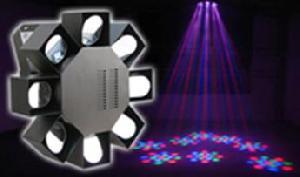 ufo led dj light
