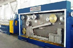 slip copper rod breakdown machine
