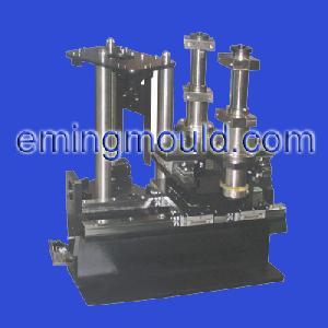 piezas de mecanizado precisión y montaje