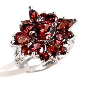 manufactory sterling silver garnet ring gemstone jewelry olivine sapphire earrin