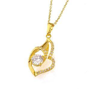 18k gold plating brass cubic zirconia pendant olivine ring sapphire bracele
