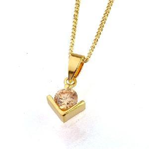 18k gold plating brass cubic zirconia pendant olivine ring amethyst bracelet