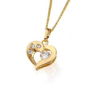 18k gold plating brass cubic zirconia pendant pearl necklace costume jewelry ring earring