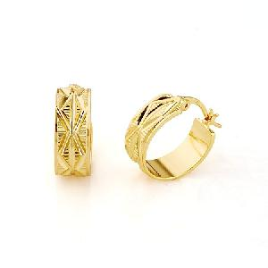 18k gold plating brass hoop earrings gemstone ring silver bracelet precious stone penda