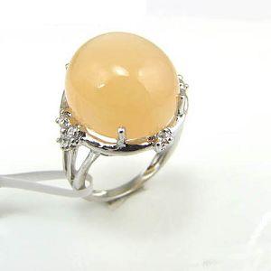 sterling silver moonstone ring prehnite jadeite bracelet tourmaline pendant