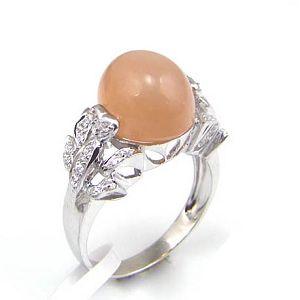 sterling silver moonstone ring tourmaline earring olivine prehnite bracelet