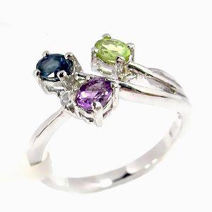 sterling silver sapphire amethyst olivine ring prehnite pendant garnet bracelet